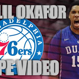 Jahlil Okafor 76ers Hype Video