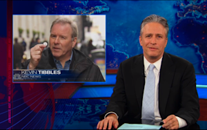 Jon Stewart Sees Your Trillion-Dollar Coin and Raises You 20 Trillion