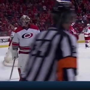 Mike Green Goal on Cam Ward (02:46/1st)