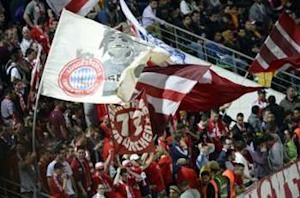Bayern ordered to partially close Allianz Arena for Man Utd game