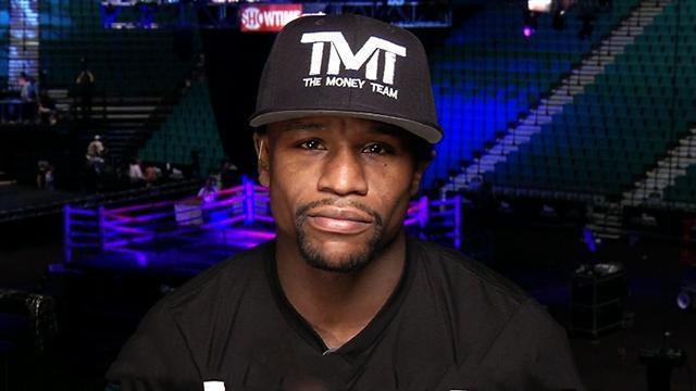 Floyd Mayweather: Fighting for a title