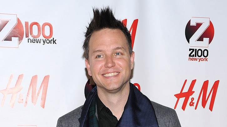 Mark Hoppus Jingle Ball