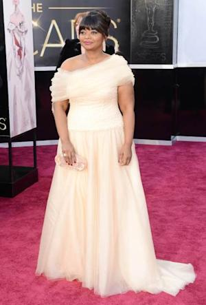 Octavia Spencer arrives at the Oscars on February 24, 2013 in Hollywood, Calif. -- Getty Images