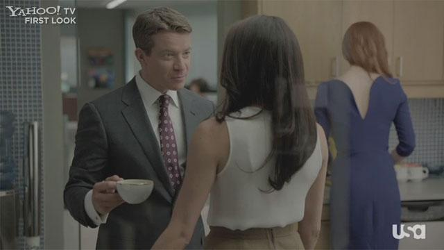 'Suits': Who's Flirting With Who?
