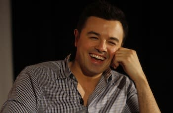 Seth MacFarlane on a 'Classy' Oscars, a 'Family Guy' Movie - and Stewie