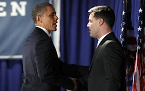 Obama Sets Goal of Repealing DOMA