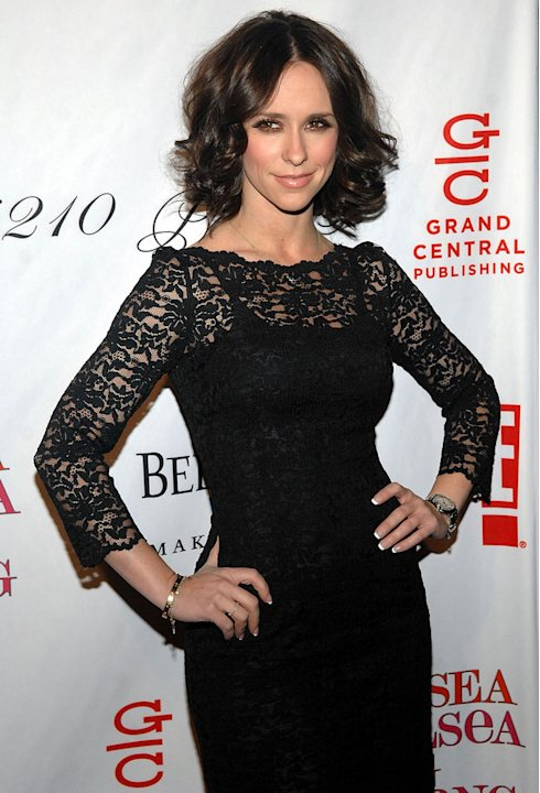 Jennifer Love Hewitt attends Chelsea Handler's Book Launch Party For &quot;Chelsea Chelsea Bang Bang&quot; at Bar 210 at The Beverly Hilton hotel on March 17, 2010 in Beverly Hills, California. 