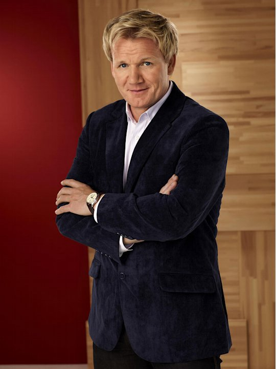Chef Gordon Ramsay returns as a judge for the second season of &quot;Masterchef.&quot; 