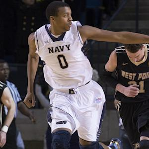 Navy's Will Kelly Hosts a Block Party
