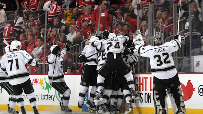 Los Angeles Kings v New Jersey Devils - Game Two