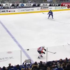 Flyers at Maple Leafs / Game Highlights