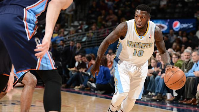 Nuggets' Robinson has surgery on left knee