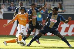Houston Dynamo forward Calen Carr suffers ACL tear