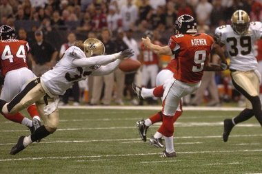 Bar None Steve Gleason S Block Vs Falcons Greatest