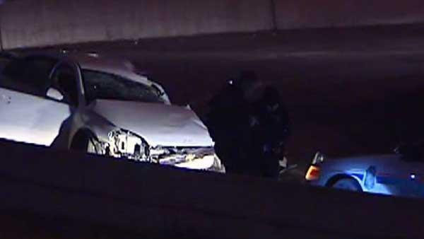 Pasadena police: Car chase suspects die in crash