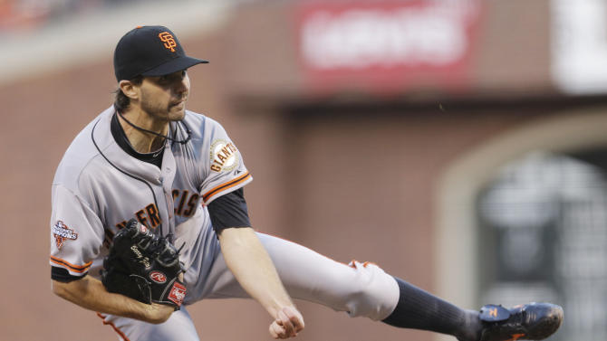 Bochy wins 1,500th as manager as Giants beat Reds