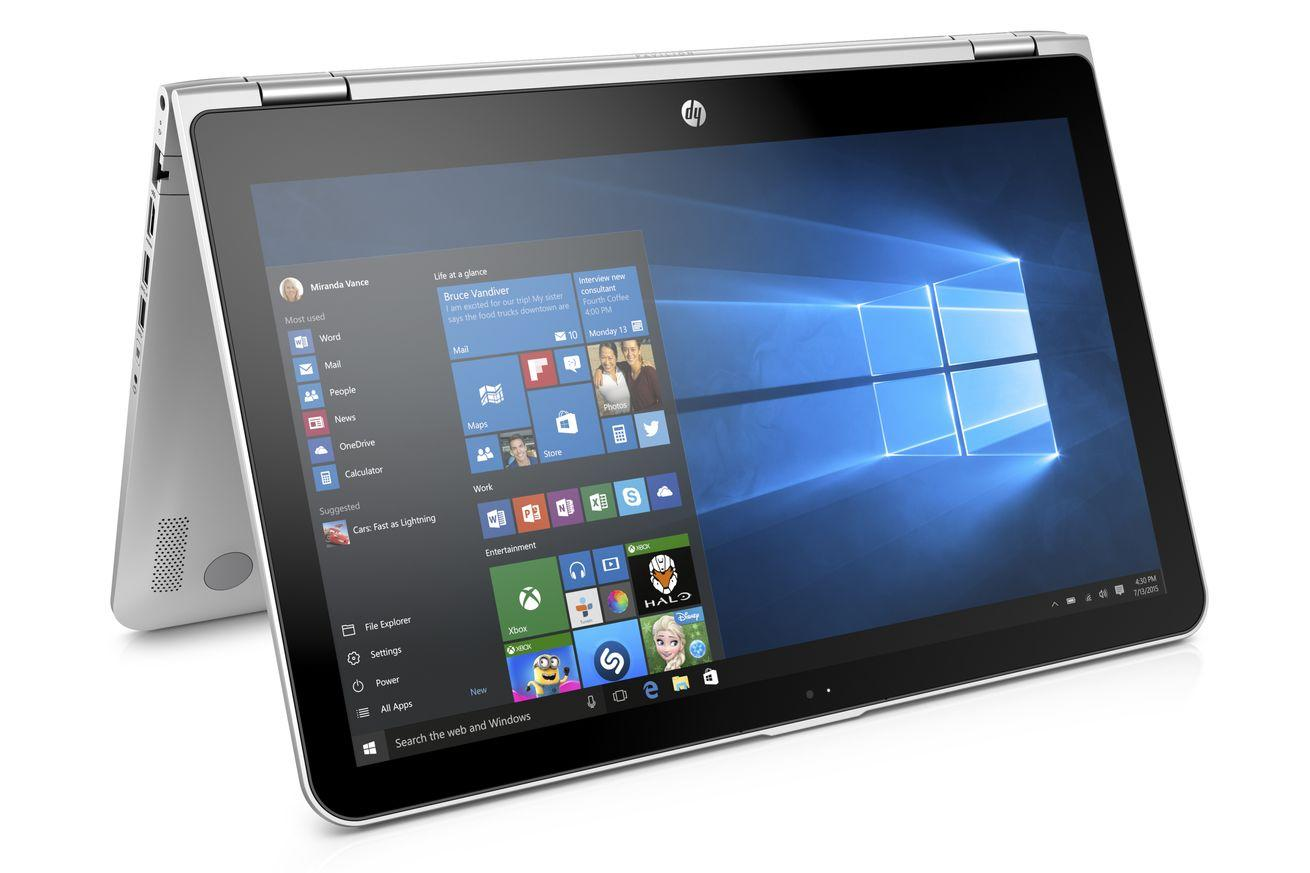 HP's Pavilion x360 affordable convertible comes in 15-inch version now