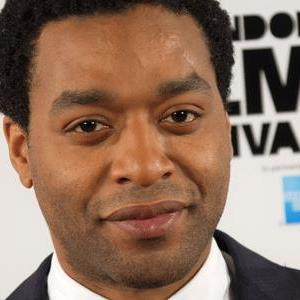 Chiwetel Ejiofor on His Golden Globe Nominations