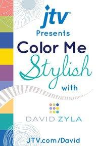 Jewelry Television Launches 'Color Me Stylish' with David Zyla