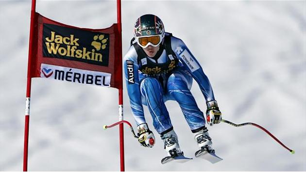 Alpine Skiing - Ruiz Castillo secures historic downhill win for Spain