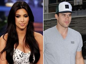 Kim Kardashian / Kris Humphries  -- Getty Premium