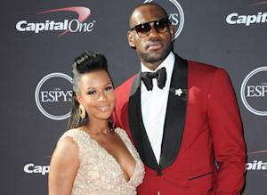 Now Married, LeBron's Career Enters Contract Year