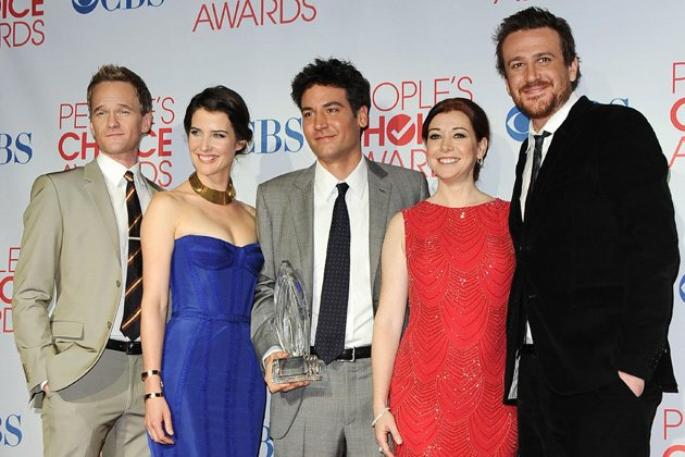 "Im Januar startetet die siebte Staffel ""How I Met Your Mother"" bei ProSieben (Bild: ddp images)"