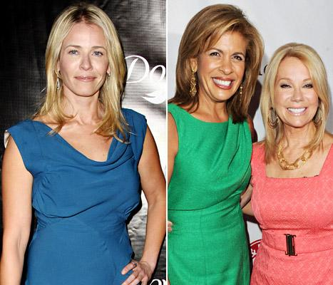 "Chelsea Handler to Kathie Lee Gifford, Hoda Kotb: ""I Really Am Sorry"" for TODAY Show Diss"