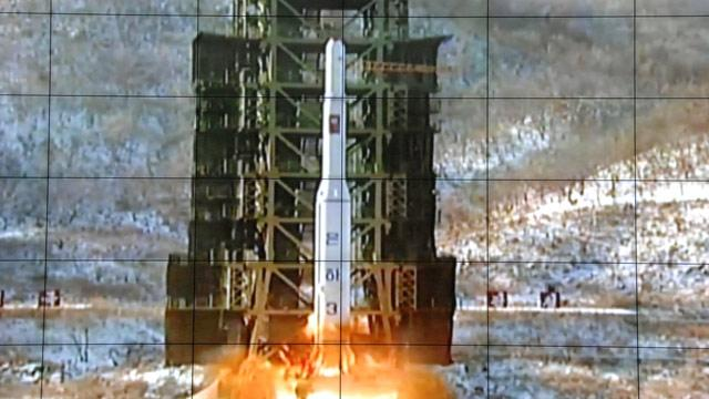North Korea Says Nuke Tests Target US