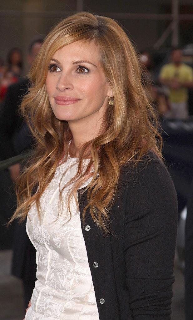 36th Film Society Of Lincoln Center's Gala Tribute 2009 Julia Roberts