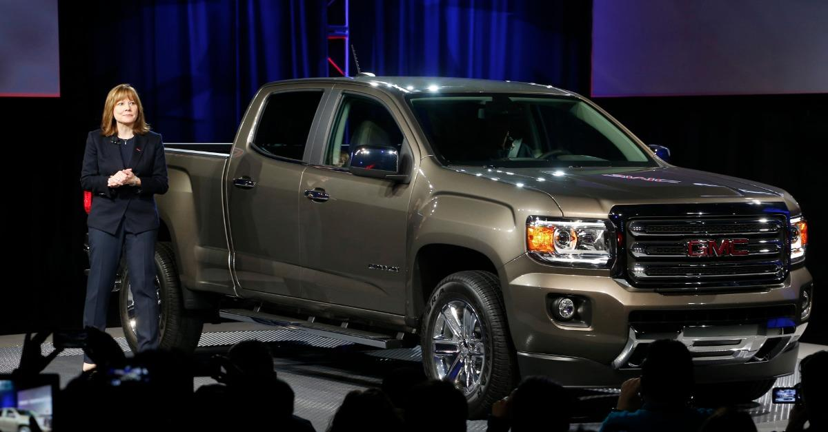 Best-In-Class Compact Trucks (2015)