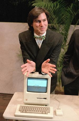 Steve Jobs Debuts The Mac