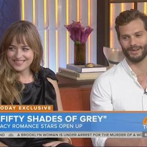 'Fifty Shades of Grey' Stars Admit What It's Really Like Filming Those Racy Sex Scenes
