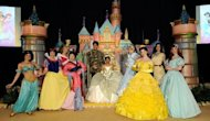 The Disney Princess Royal Court at The New York Palace Hotel in 2010 in New York City. Once upon a time a major US animation studio crowned a character who was billed its first Latina princess. Then out came the big bad critics, and Disney ran away