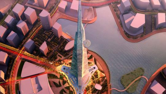 Watch Out, Dubai: Saudi Arabia Is Building World's Tallest Tower