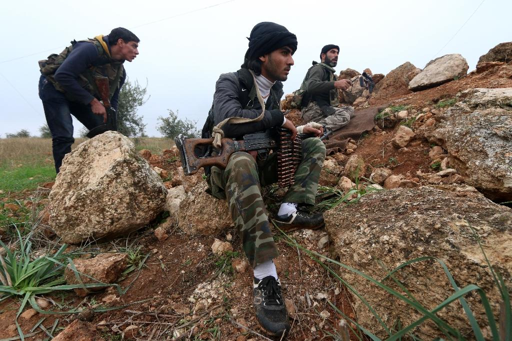 Top Qaeda leader, commanders reported killed in Syria