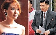 Joel Chan & Florinda Ho on holiday