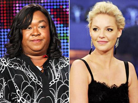 Shonda Rhimes Disses Katherine Heigl in Interview With Oprah Winfrey