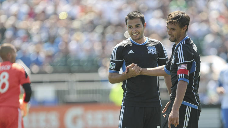 MLS: Montreal Impact at San Jose Earthquakes