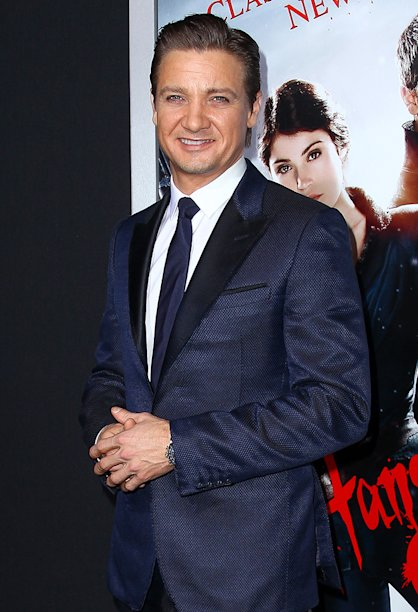 Jeremy Renner arrives to the LA Premiere of 'Hansel & Gretel: Witch ...