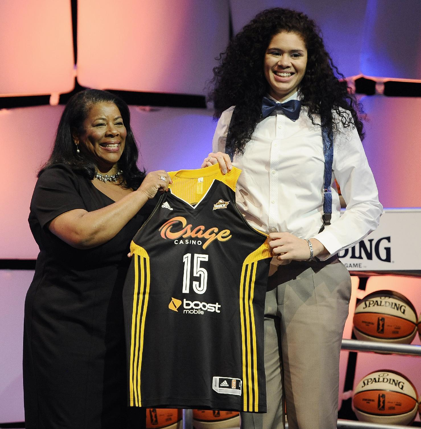 Loyd, Zahui B. selected 1-2 in WNBA draft