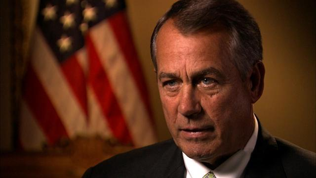 Boehner on last-minute budget deal