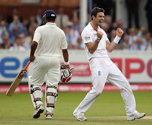 Anderson gets Dhoni, signals the beginning of India&amp;#39;s end. 
