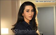 Karisma hurts her toe-nail on the sets of DANGEROUS ISHHQ