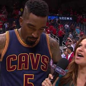 Postgame: J.R. Smith