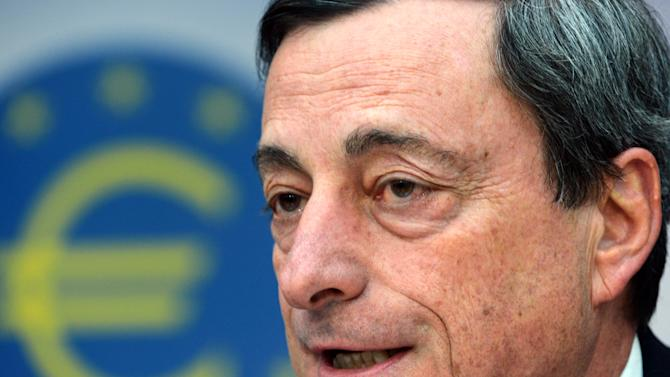Draghi: Do more to promote jobs, growth