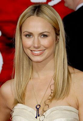 Stacy Keibler at the Los Angeles premiere of New Line Cinema's The Number 23
