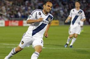 Landon Donovan after his first goal of the season: 'Don't count the old guy out just yet'