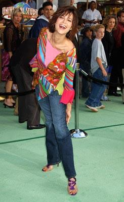 Premiere: Catherine Bell at the LA premiere of Universal's The Hulk - 6/17/2003