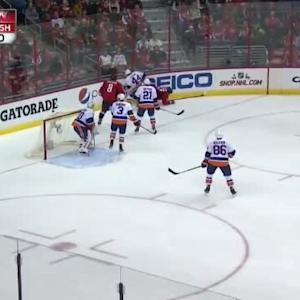 Calvin de Haan Hit on Tom Wilson (09:03/1st)
